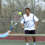 Tennis pro photos by Kristi Humston