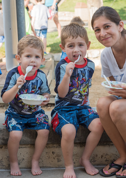 0716 ice cream social by ron bower 1