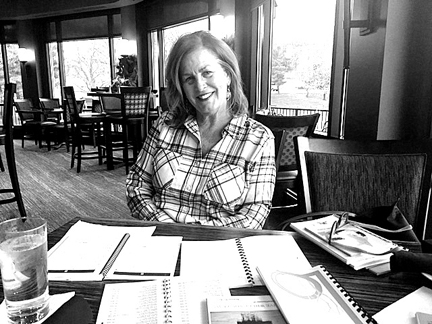 Gayle Best, publisher of the 2017 LQ Directory