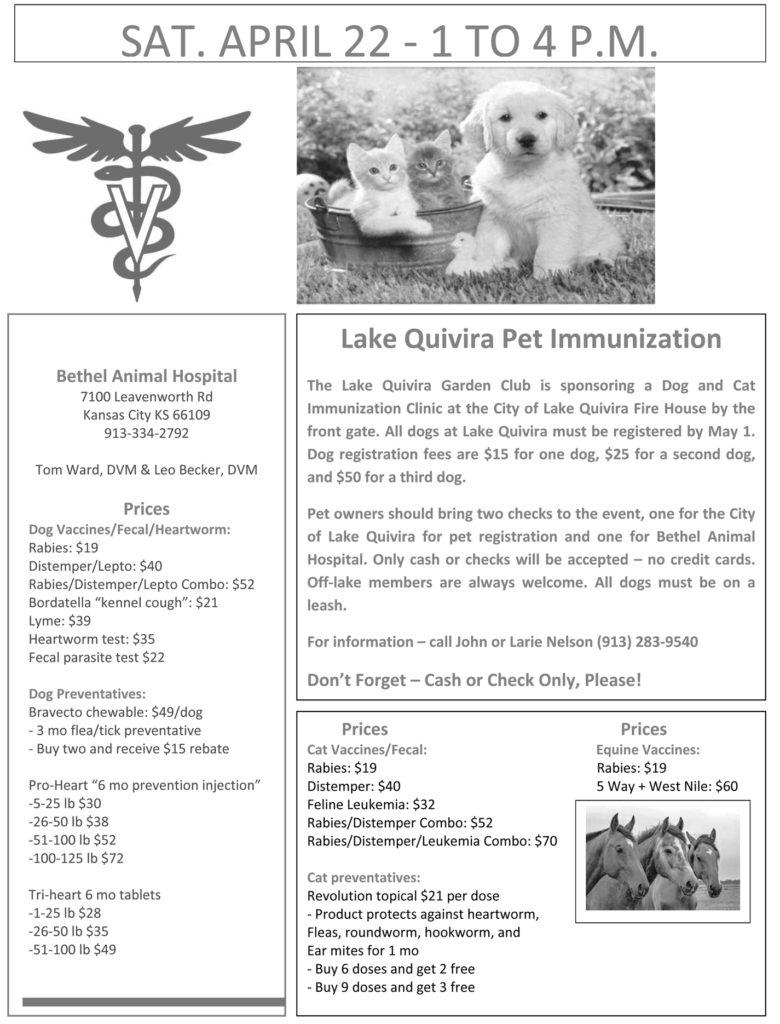 Microsoft Word - LQ Pet Immunization 2017