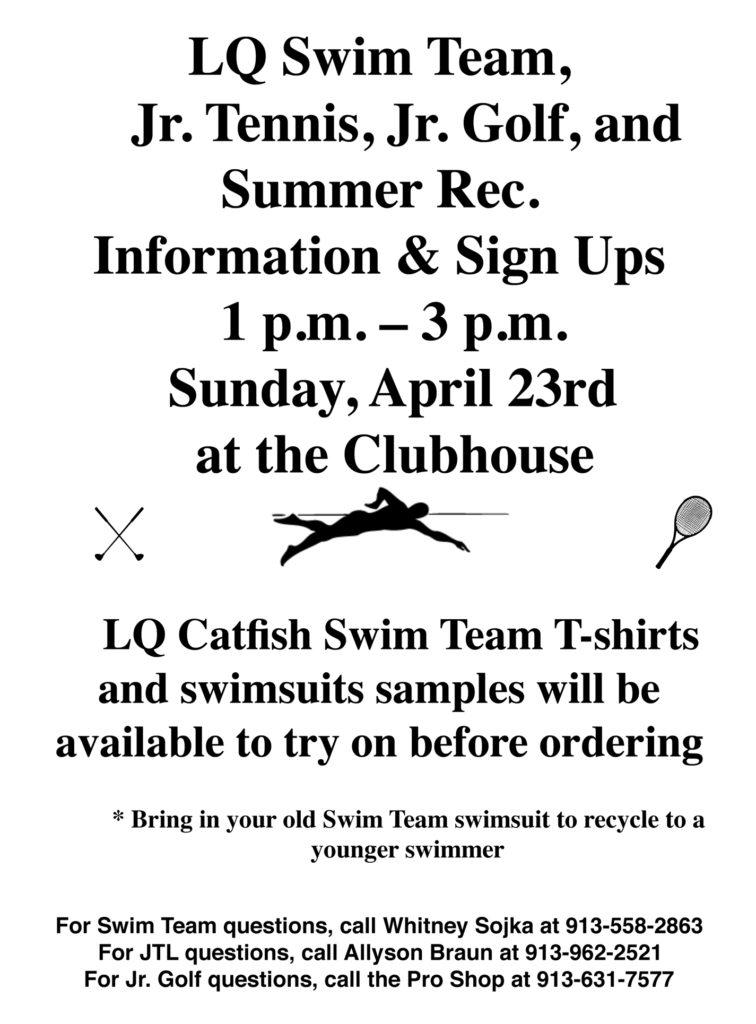 Swim, Golf, Tennis Flyer copy