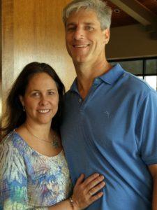 Patrick and Renee Jones, Associate Members. Photo by Aline Zimmer