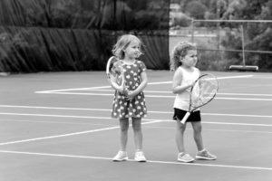 0717 tennis kids 3 bw sized