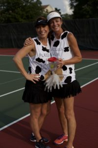 Best Costume:  Dairy Queens Shelley Sneed and Crista McPherson