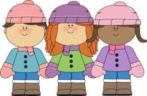 1117 kids in coats