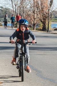 1217 gobble little boy on bike by leon