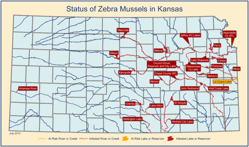 From Kansas Department of Wildlife and Tourism
