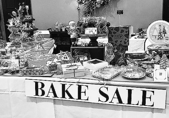 1219 Holiday Bazaar bake sale bw sized