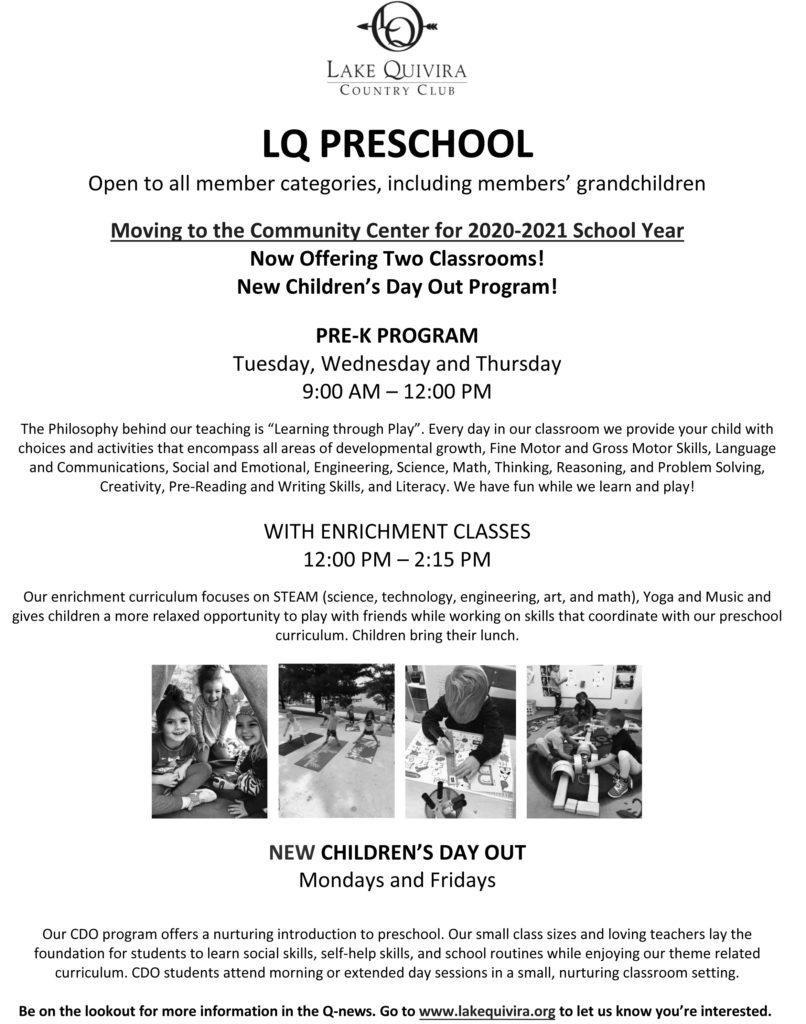 0120 lq preschool flyer bw