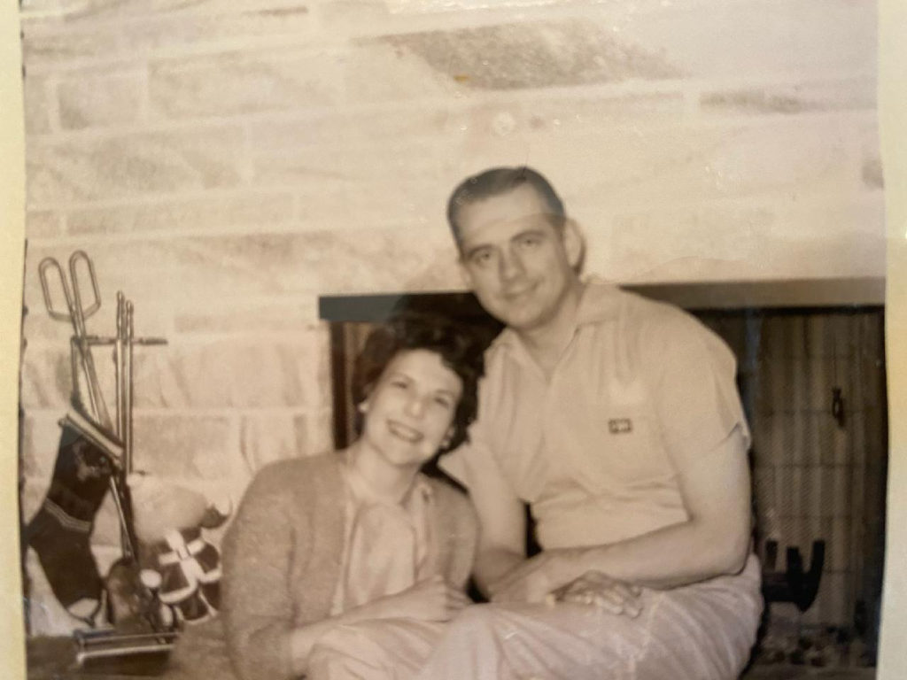 Norma Lee and George Winters, Sr.